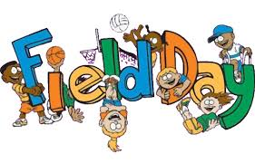 Elementary Field Day - Monday, May 20