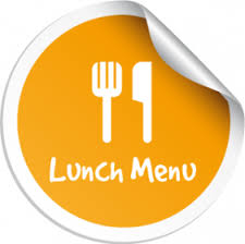 May Manager's Choice Lunch Menus